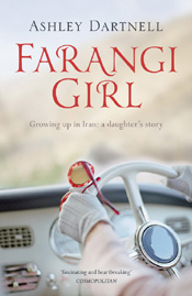 Farangi Girl paperbook front cover35