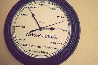 Writer'sclock